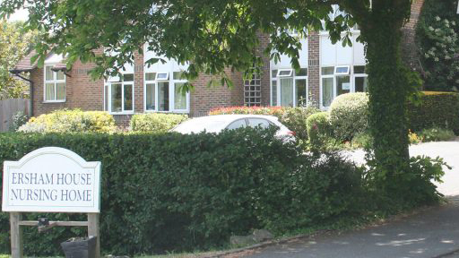 Care Homes in Lewes